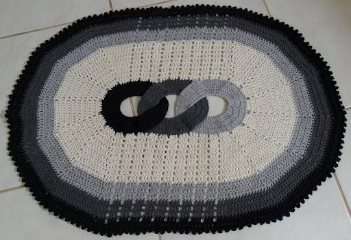 409590 Tapetes de barbante Como fazer 2 Tapetes de barbante: Como fazer