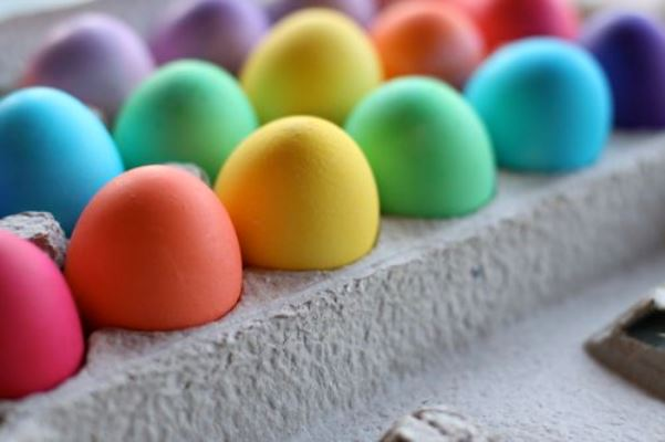 409618 Decorar ovos de Páscoa com crianças ideias sugestões 5 Decorar ovos de Páscoa com crianças: ideias, sugestões