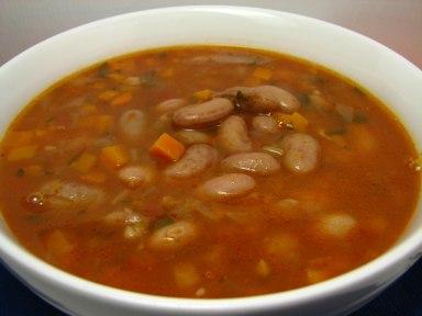 409848 receita de feij%C3%A3o com legumes 1 Receita de Feijão com legumes