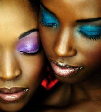 409937 maquiagem para a noite pele negra 2 Maquiagem para noite: pele negra