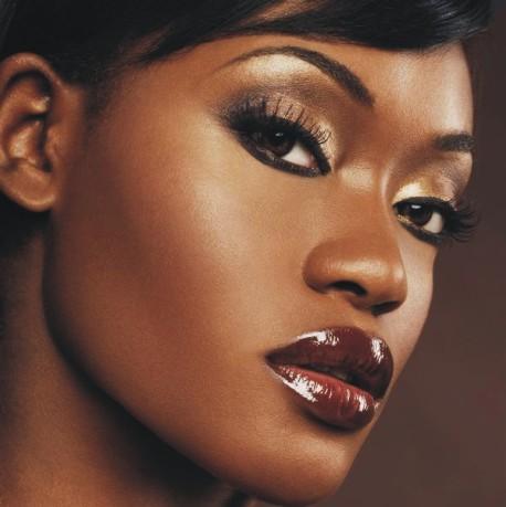 409937 maquiagem para a noite pele negra Maquiagem para noite: pele negra