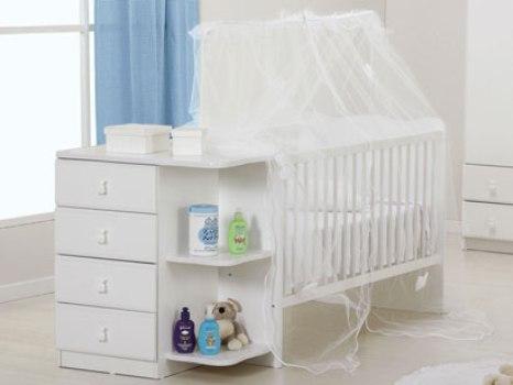 410118 Berço para bebê como escolher cuidados 3 Berço para bebê: como escolher, cuidados