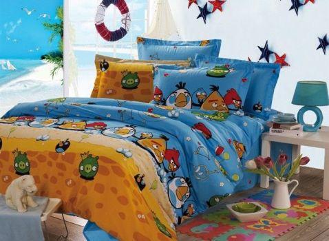 410242 Angry Birds na decoração dicas fotos 4 Angry Birds na decoração: dicas, fotos