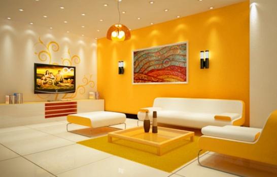 410404 Parede da sala como decorar ideias fotos 5 Parede da sala: como decorar, ideias, fotos