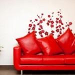 410404 Parede da sala como decorar ideias fotos 9 150x150 Parede da sala: como decorar, ideias, fotos