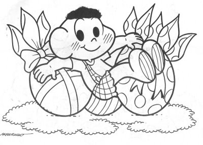 410436 desenho de pascoa para colorir 3 Páscoa 2012: Desenhos para colorir