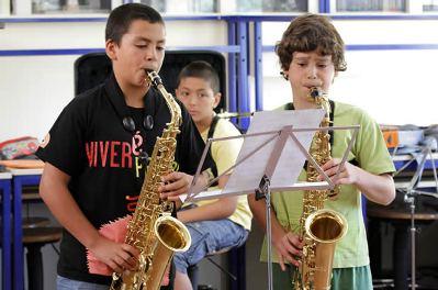 410479 Aula de música para crianças benefícios 3 Aula de música para crianças: benefícios