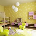 41049 decoracao quarto de bebe 01 150x150 Quarto de Bebê Decorado Verde