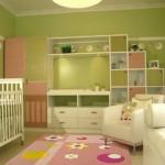 41049 decoracao quarto de bebe 03 150x150 Quarto de Bebê Decorado Verde