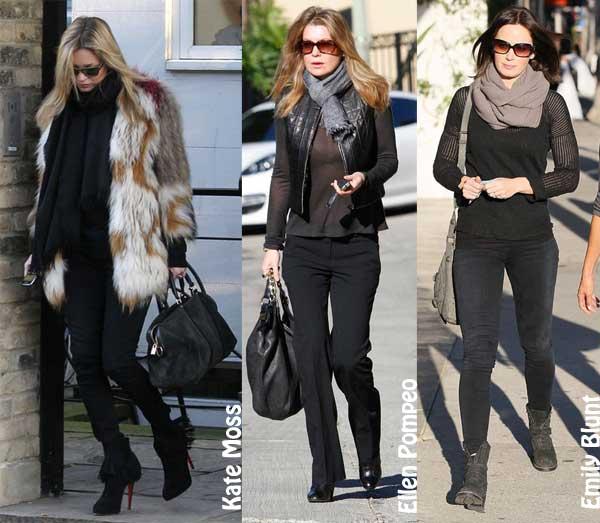 411306 como usar calca preta celebridades7 Como usar: calça preta