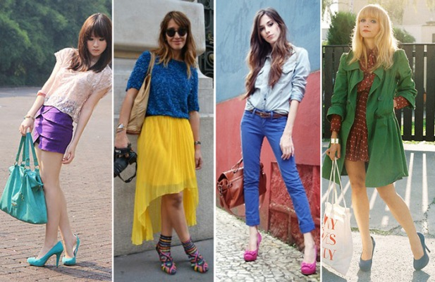 411322 Sapatos coloridos como usar dicas 6 Sapatos coloridos: como usar, dicas