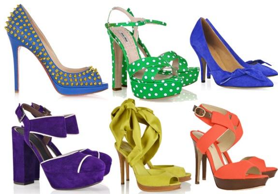 411322 Sapatos coloridos como usar dicas 7 Sapatos coloridos: como usar, dicas