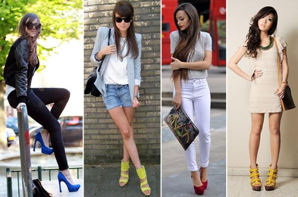 411322 Sapatos coloridos como usar dicas 9 Sapatos coloridos: como usar, dicas