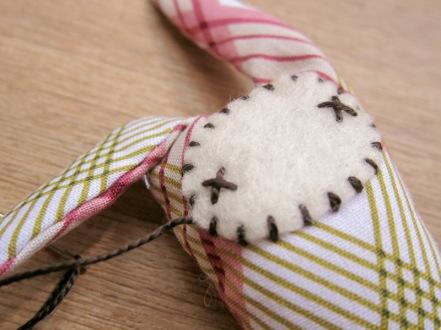 412044 coelhos de tecido dicas como fazer 0000000000000000003 Coelhos de tecido: dicas, como fazer