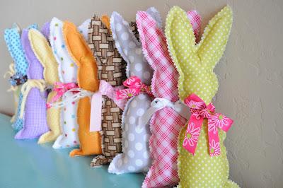 412044 coelhos de tecido dicas como fazer 000001 Coelhos de tecido: dicas, como fazer