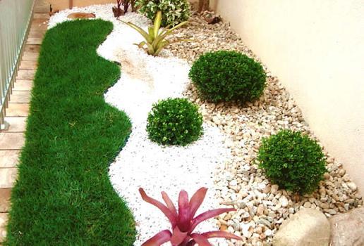 em pequenos espaços como fazer Jardins em pequenos espaços como