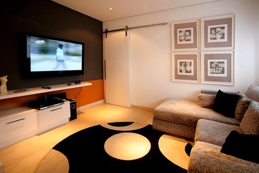 413031 Sala de TV decoração dicas 1 Sala de TV: decoração, dicas