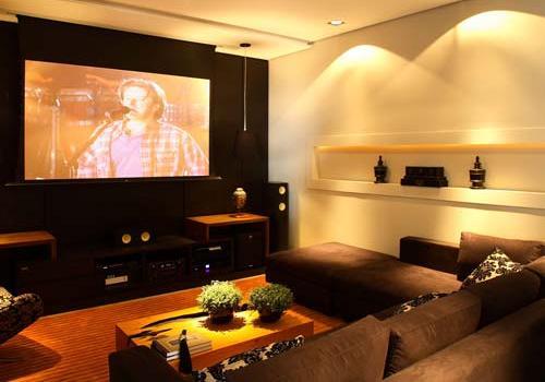 413031 Sala de TV decoração dicas 2 Sala de TV: decoração, dicas