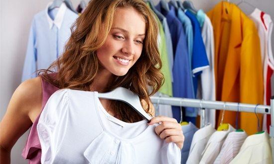 413987 Como remover manchas de amaciante de roupa 1 3 Como remover manchas de amaciante de roupa