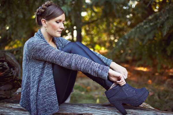 414173 como usar legging de couro 6 Como Usar Legging de Couro