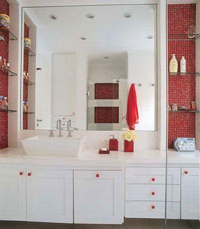 414280 armarios para banheiros pequenos fotos dicas 1 Armários para banheiros pequenos   Fotos, dicas