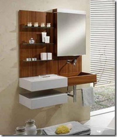 414280 armarios para banheiros pequenos fotos dicas 3 Armários para banheiros pequenos   Fotos, dicas