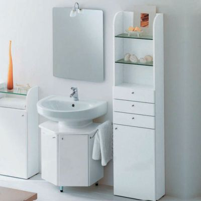 414280 armarios para banheiros pequenos fotos dicas 6 Armários para banheiros pequenos   Fotos, dicas