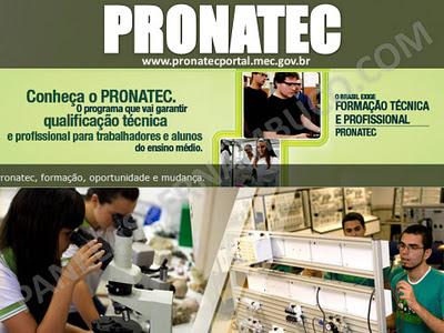 414541 Pronatec Amazonas cursos gratuitos em Manaus 20121 Pronatec Amazonas   cursos gratuitos em Manaus 2012