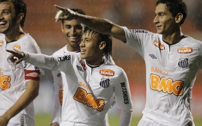 415105 Santos assume lideran%C3%A7a da Libertadores ap%C3%B3s vencer Juan Aurich03 Santos é líder da Libertadores após vencer Juan Aurich