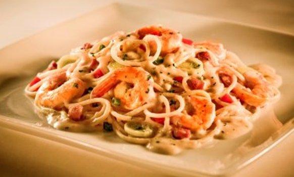 415169 Receita de macarrão com frutos do mar 1 Receita de macarrão com frutos do mar