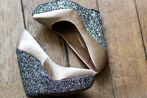 415400 kurt geiger Sapatos com Brilhos   Modelos, fotos