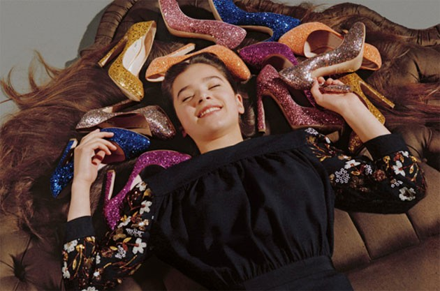 415400 os desejados scarpins com glitter da Miu Miu Sapatos com Brilhos   Modelos, fotos