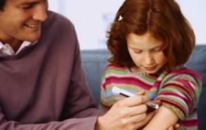 Criança com diabete: o que fazer