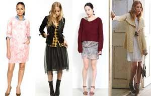 Como Usar Vestidos no Outono