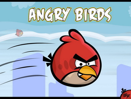 416380 Angry Birds Space1 Novo jogo: Angry Birds Space