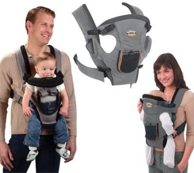 416592 Como usar o canguru para bebês 2 Como usar o canguru para bebês