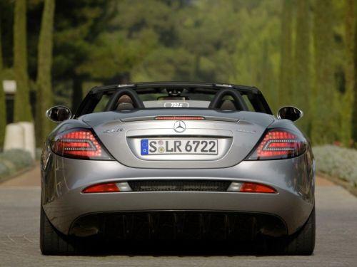 416640 mercedes slr mclaren 2012 fotos preco 6 Mercedes SLR Mclaren 2012: fotos, preço