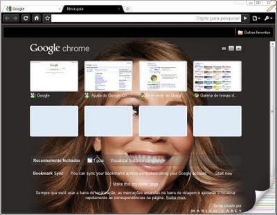 416913 como mudar o visual do chrome 2 Como mudar o visual do Chrome