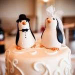 416956 bolo de casamento decorado fotos 5 150x150 Decoração de bolo de casamento engraçada