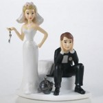 416956 foto enfeites de bolo diferentes 09 150x150 Decoração de bolo de casamento engraçada
