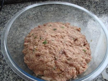 417208 Bolinho de carne e demolição da casa 006 Bolinhos de carne moída