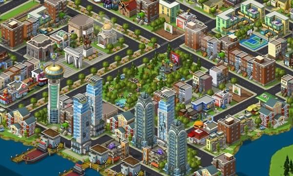 417271 Cityville Melhores games sociais