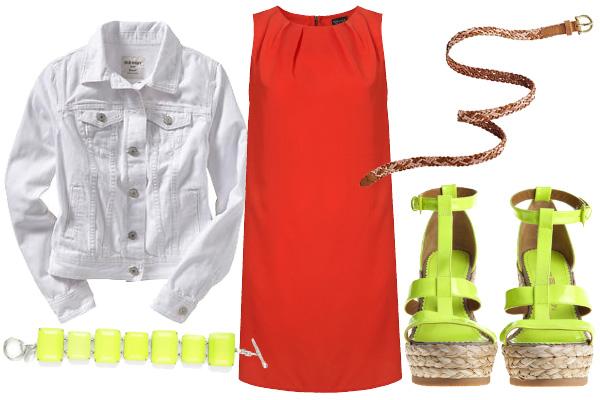 417464 como usar vestido vermelho 1 Como Usar Vestido Vermelho