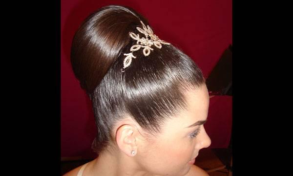 417516 417516 penteados de noivas com coque dicas fotos 1 Penteados de noivas com coque: dicas fotos