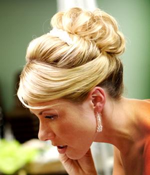 417516 penteados de noivas com coque dicas fotos 3 Penteados de noivas com coque: dicas fotos