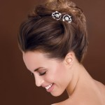 417516 penteados de noivas com coque dicas fotos 4 150x150 Penteados de noivas com coque: dicas fotos