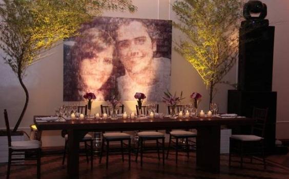 418244 Decoração de casamento com fotos 3 Decoração de casamento com fotos