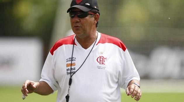 418303 Flamengo encara revanche contra Olimpia em Assunção2 Flamengo encara revanche contra Olimpia em Assunção