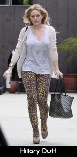 418602 como as celebridades usam calca estampada 3 Como as Celebridades Usam Calças Estampadas