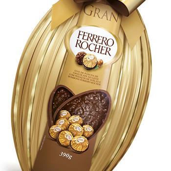 418733 ovo de pascoa ferrero rocher1 Ovos de Páscoa Ferrero Rocher